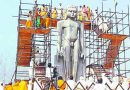 27-feet-high-lord-pushpadant-statue-Deobanlive