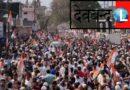 सहारनपुर में प्रियंका गाँधी का रोड शो,उमड़ा अपार जनसैलाब